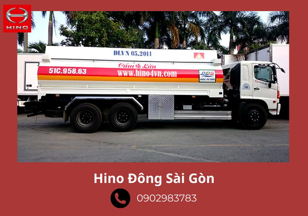 HINO Đông Sài Gòn - Địa chỉ uy tín dành cho mọi doanh nghiệp